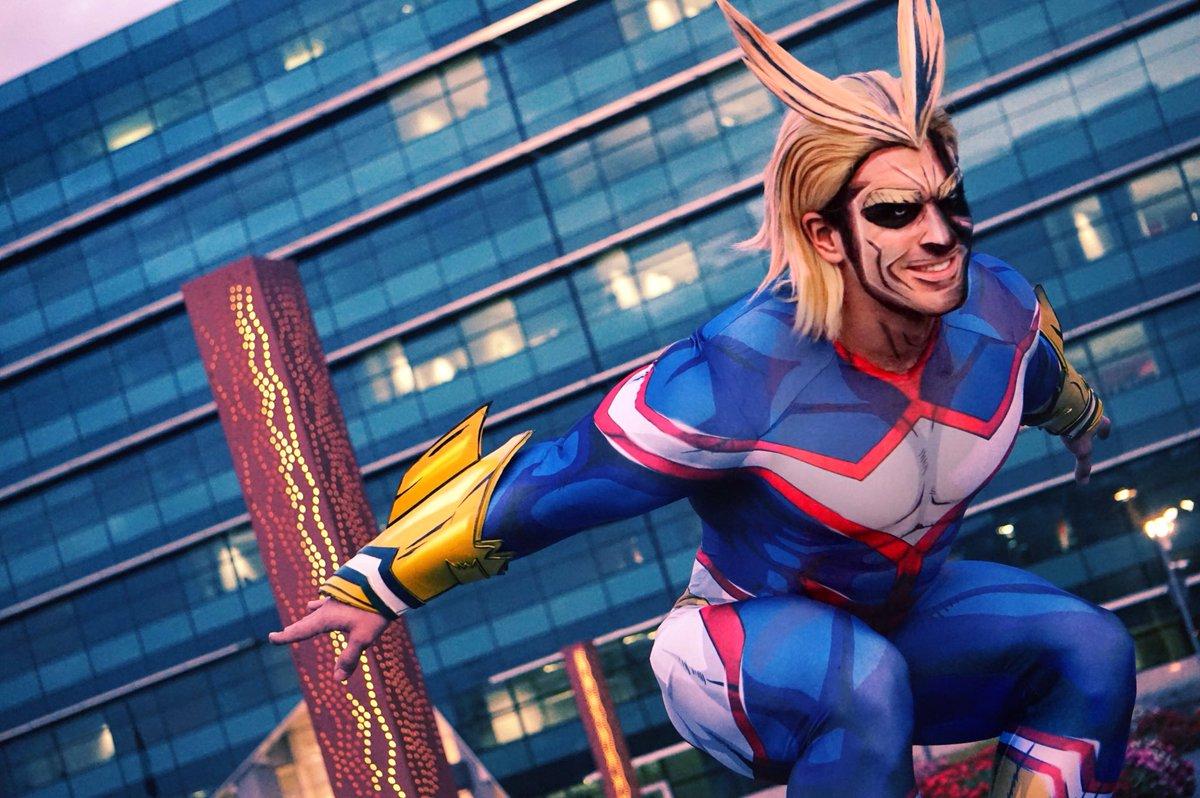 5 Cosplay Terbaik Boku No Hero Academia Versi Artforia