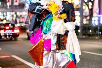 Harajuku Fashion Jepang Gaya Avantgarde Dari Kanji