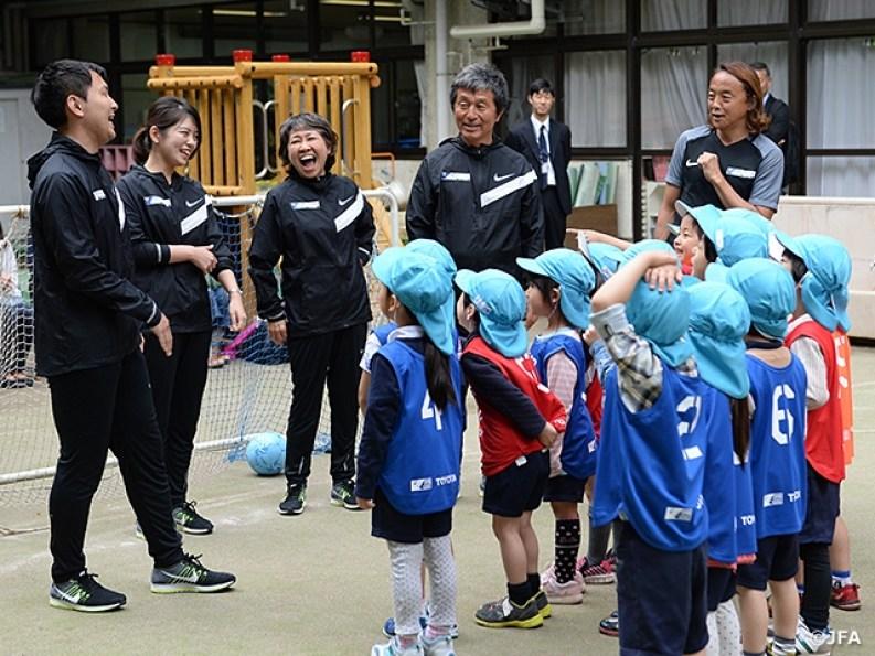 Persiapan Jepang Dalam Mengikuti Piala Dunia 2018