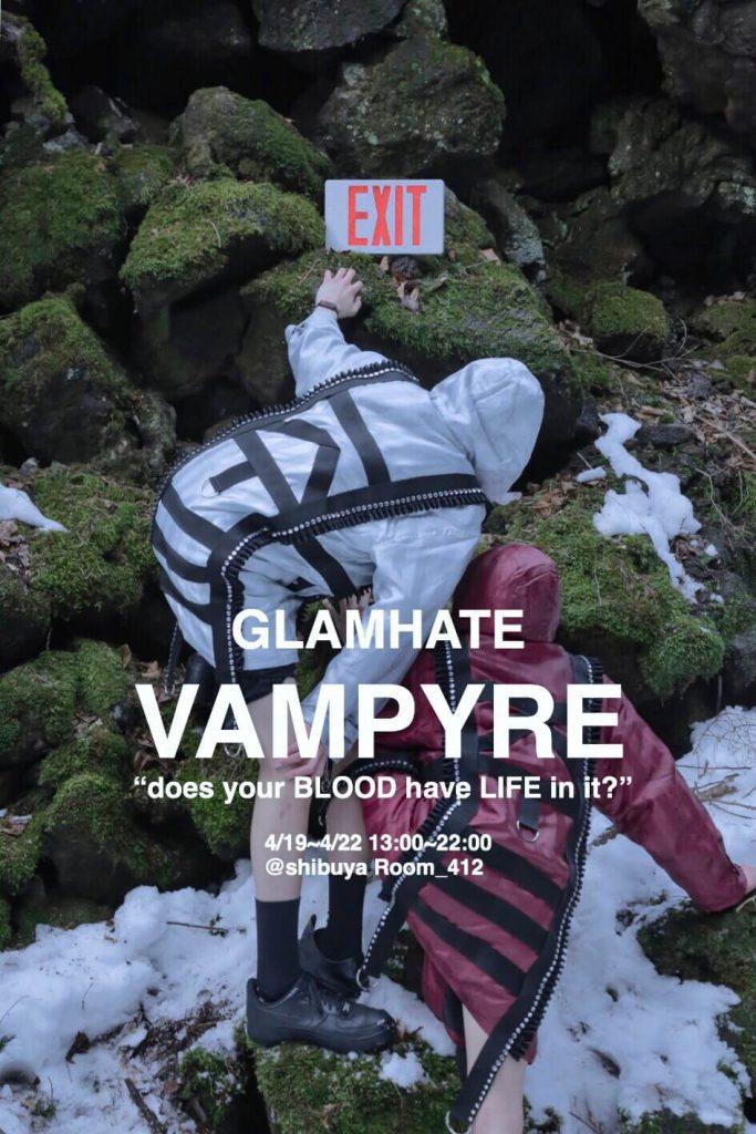 Fashion GlamHate Promosikan Koleksi Keduanya Yang Berkonsep Vampire