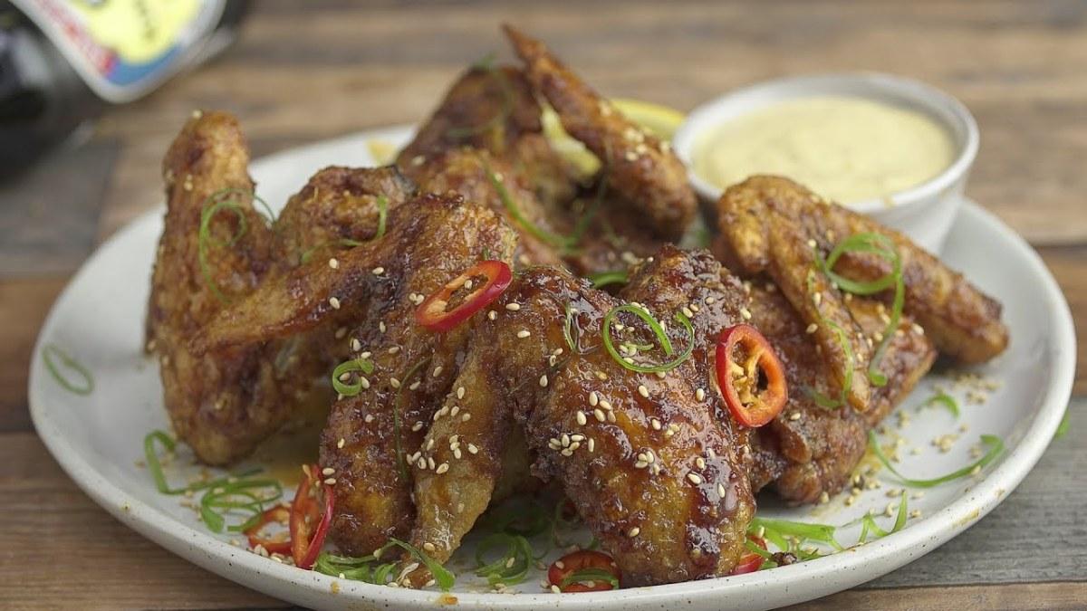 Resep Dan Cara Membuat Japanese Chicken Wings