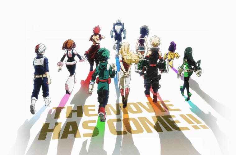 Teaser Trailer Dari My Hero Academia Dan Season Ke 3 Yang Akan Segera Hadir