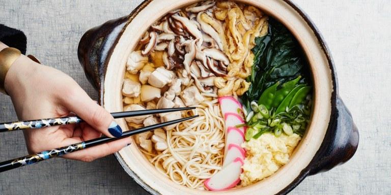 Resep Membuat Sup Nabeyaki Udon