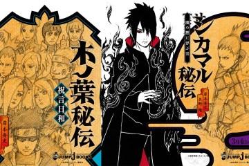 Serial Naruto Dapatkan 3 Novel Terbaru