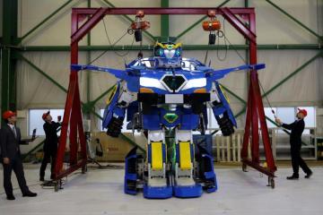 Robot Dengan Konsep Transformer Selesai Diciptakan Oleh Perusahaan Jepang