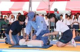 Latihan Antisipasi Bencana Alam Di Jepang Dalam Disaster Prevention Day