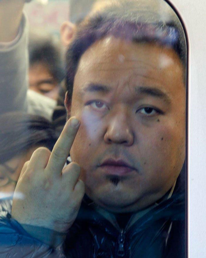 Fenomena Seram & Unik Dalam Kereta Jepang