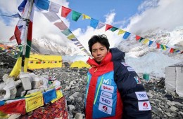 Pendaki Satu Jari Nobukazu Kuriki Meninggal Dunia Dalam Pendakian Ke 8 Di Gunung Everest