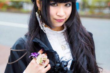 Busana Gothic Steampunk Ditampilkan Ruruchan Dalam Fashion Jepang