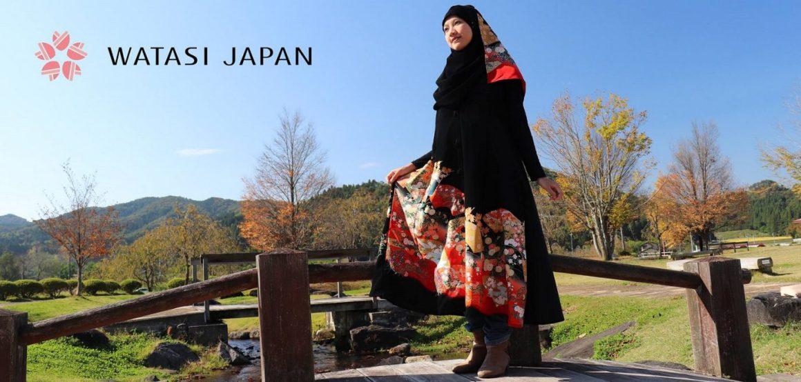 Busana Baru Untuk Bulan Ramadhan Dengan Produk Watasi Japan LLC