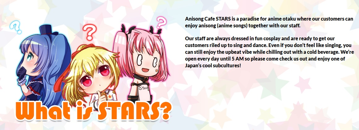 Surga Bagi Para Pecinta Lagu Anime Dalam Anisong Cafe STARS