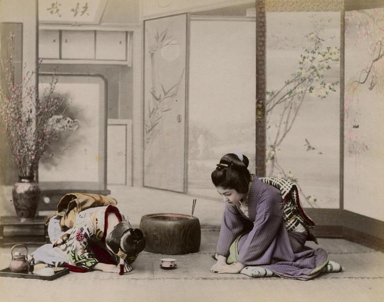 Dinding Lipat Tradisional Jepang Yang Disebut Byobu