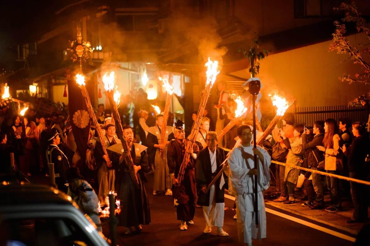 Keunikan Dari Festival Api Desa Kurama Prefektur Kyoto