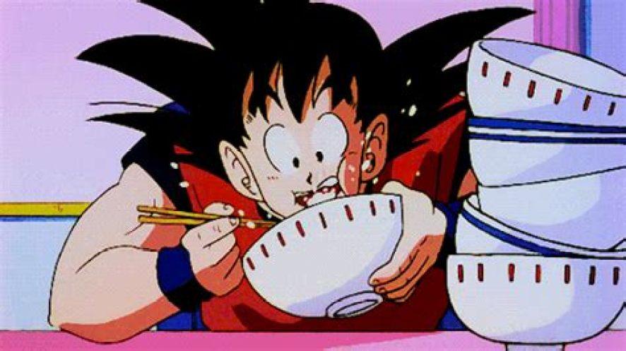 5 Tokoh Anime Dengan Nafsu Makan Yang Besar