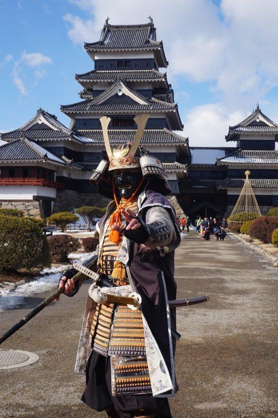 Kunjungi Istana Indah Matsumoto Di Prefektur Nagano