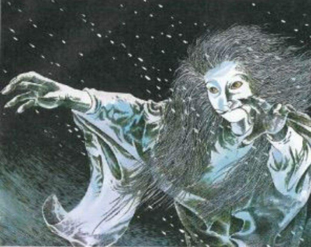 Legenda Mitos Wanita Bedak Terkutuk Oshiroibaba