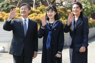 Putri Aiko Akan Jalani Sekolah Musim Panas Di Inggris