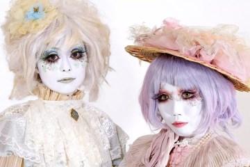 Mengenal Budaya Fashion Shironuri Yang Begitu Eksentrik
