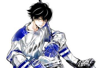 Akira Amano Mangaka Pencipta Reborn Akan Buat Komik Sekali Habis Tentang Olahraga Hoki Es