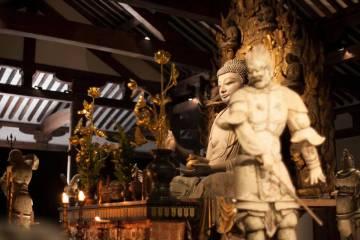 Keindahan Kuil Shin Yakushiji Di Prefektur Nara