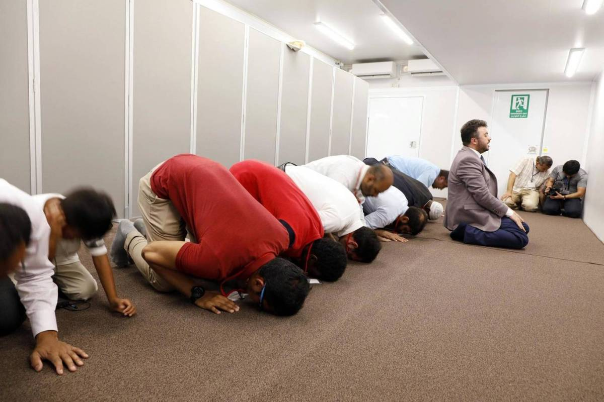 Fasilitas Masjid Berjalan Telah Hadir Di Jepang