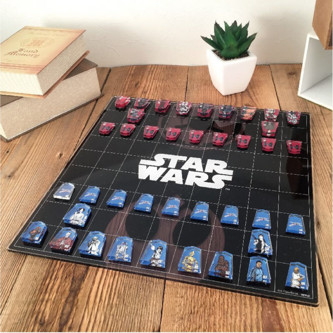 Koleksi Wajib Pecinta Shogi Dan Star Wars