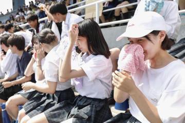 Cuaca Panas Yang Extreme Melanda Jepang Bagian Tengah
