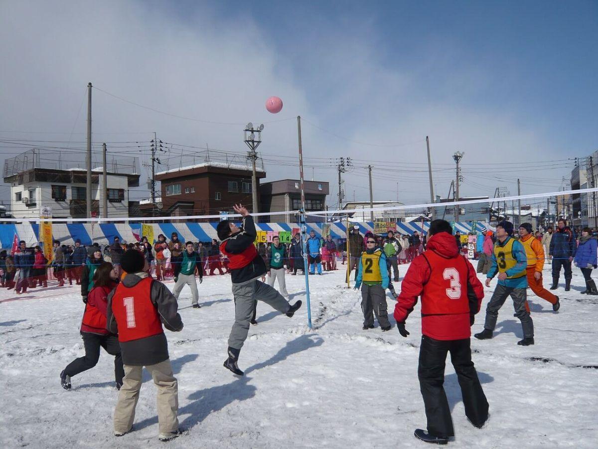 Suasana Tradisional Pedesaan Dalam Tokamachi Snow Matsuri