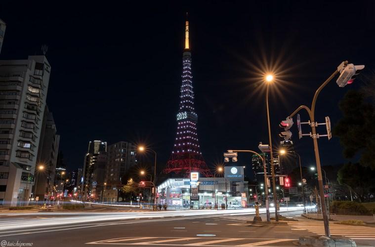 Nikmati Keindahan Kota Tokyo Melalui Tokyo Tower
