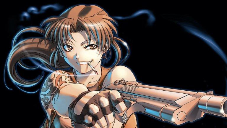Manga Black Lagoon Akan Hiatus Untuk Kedua Kalinya