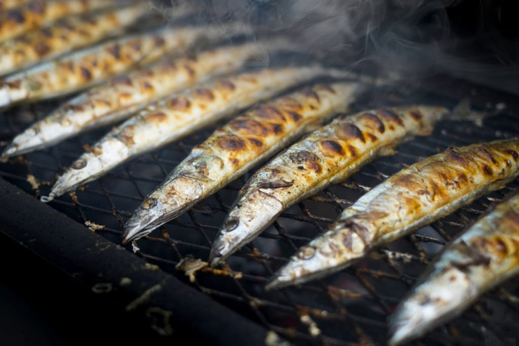 Ikan Segar 5 Makanan Sehat Dalam Kuliner Jepang 2