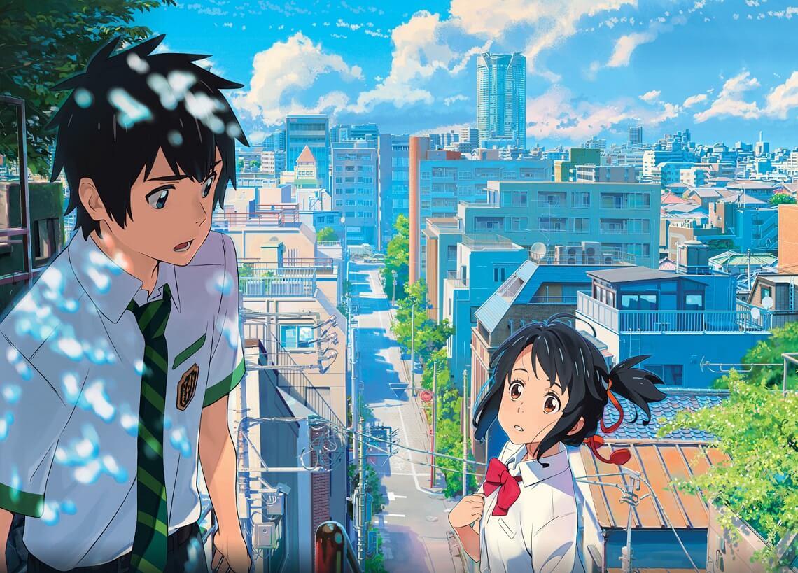 Film Baru Dari Sutradara Kimi no Na Wa Akan Hadir Tahun Depan
