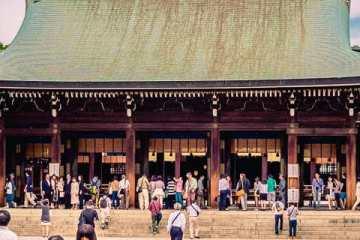 Kuil Meiji Jingu Ungkapan Rasa Cinta Penduduk Tokyo Kepada Kaisar Meiji