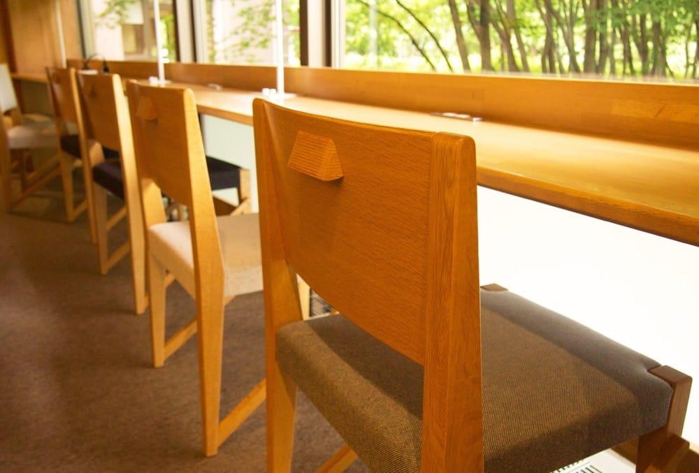 Menghabiskan Waktu Di Perpustakaan Colosseum Nakajima Sambil Membaca Dan Belajar 6