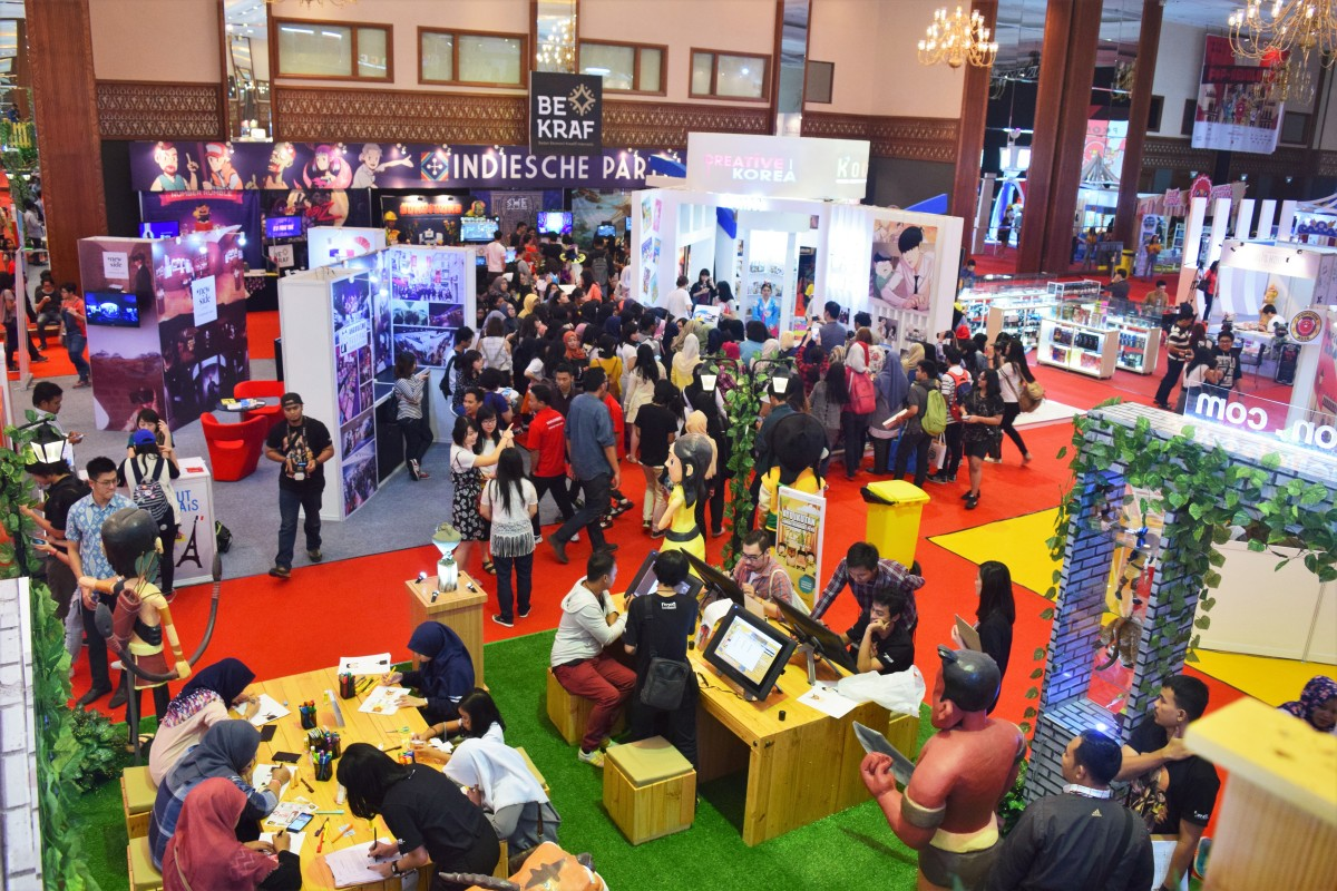 Acara Pop Culture Terbesar Di Indonesia Dalam Popcon Asia 2018