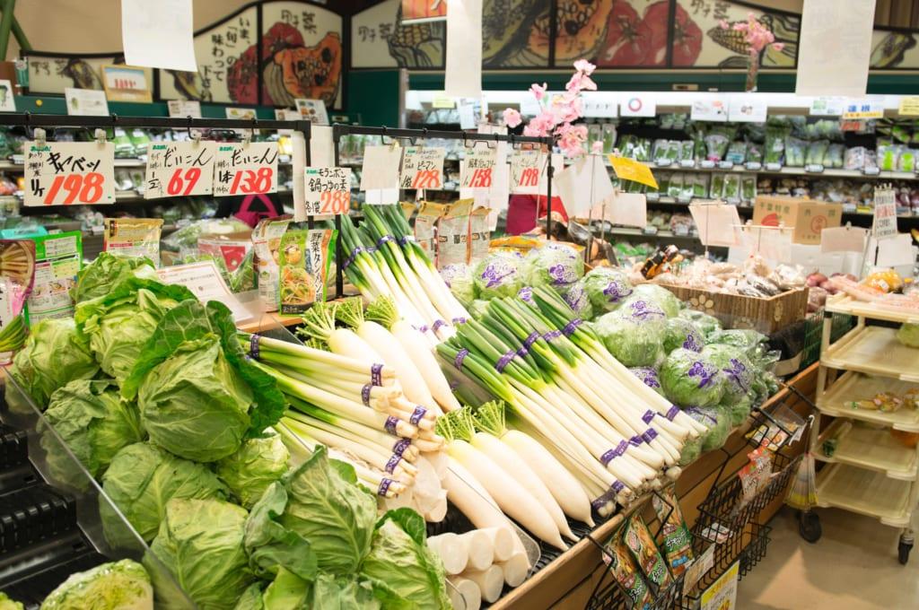 Sayuran Segar 5 Makanan Sehat Dalam Kuliner Jepang 2