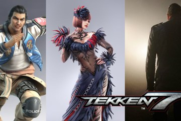 Tekken 7 Hadirkan Teaser Trailer Anna Williams Dan Lei Wulong