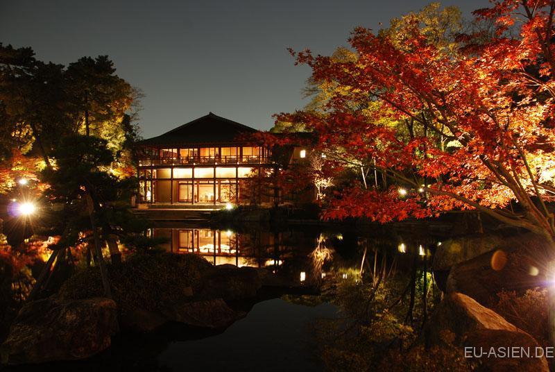 Tokugawaen Garden 22 Destinasi Liburan Ke Nagoya Jepang Yang Harus Kalian Kunjungi