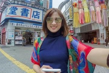 Yuk Lihat Gaya Fashion Jepang Chika Jessica utama
