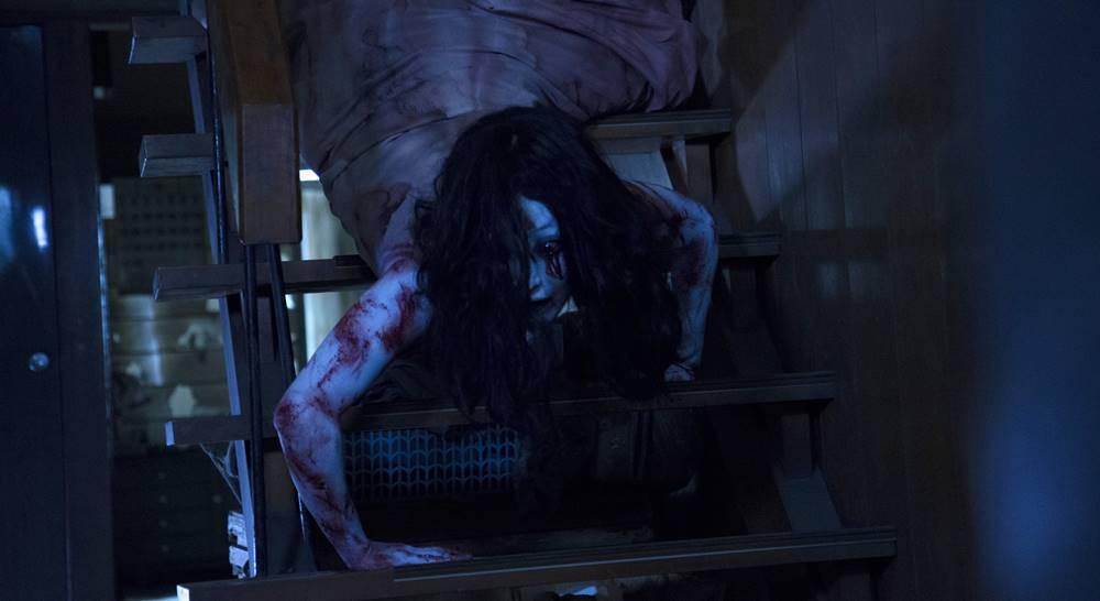 Hati-Hati Yang Suka Nonton Film Horor Jepang ! Hantu Ini Benar-Benar Nyata 5