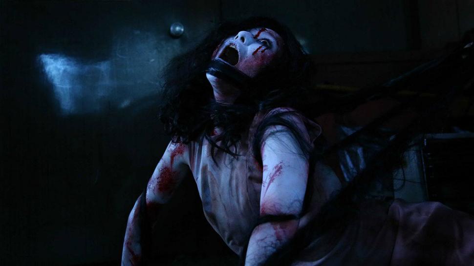 Hati-Hati Yang Suka Nonton Film Horor Jepang ! Hantu Ini Benar-Benar Nyata 6