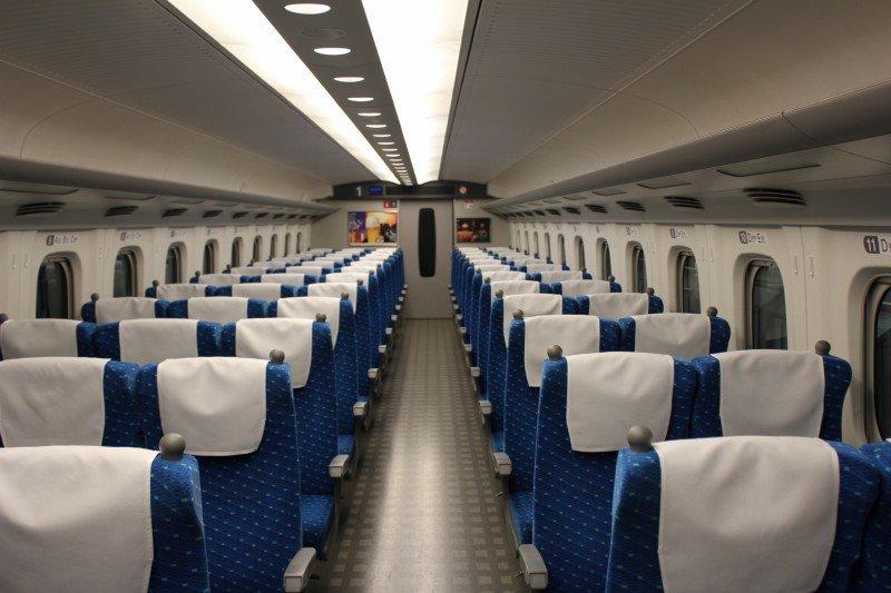 comfort Shinkansen