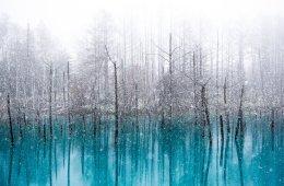 Bukan Lukisan !? Ini Adalah Sebuah Lokasi Nyata Yang Berhasil Diabadikan Dengan Sempurna Oleh Fotografer Jepang !