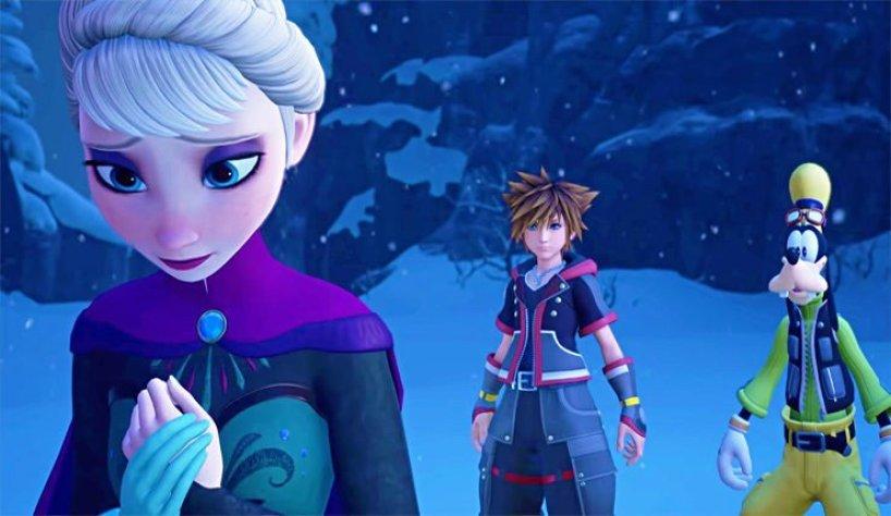 Sudah Lihat Trailer Terbaru Dari Kingdom Hearts 3 ? Tampilkan Dunia Winnie The Pooh !