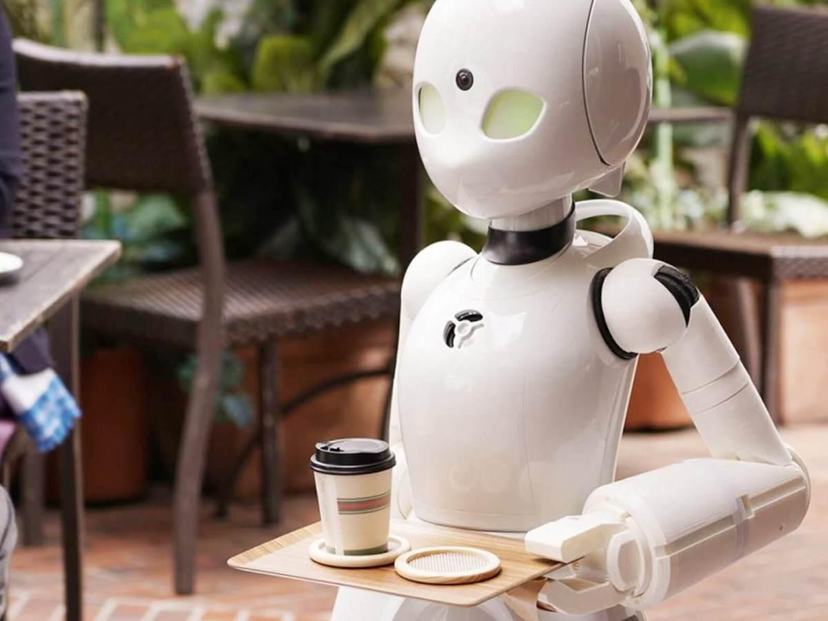 Para Penyandang Disabilitas Di Jepang Kini Dapat Bekerja Layaknya Orang Normal Dengan Bantuan Sebuah Robot !