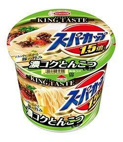 Super Cup 1.5 times Tonkotsu Ramen