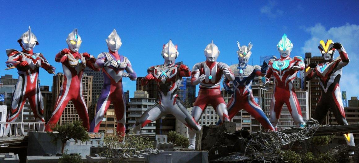 Ultraman (ウルトラマン Urutoraman)