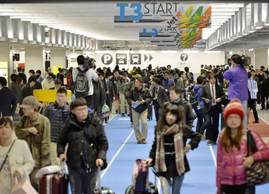 Sejumlah Layanan Transportasi Umum Di Jepang Mengalami Peningkatan Penumpang Hingga 1 Minggu Setelah Tahun Baru Berlangsung