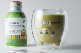 Ubah Minuman Anda Menjadi Sosok Shiba Inu Yang Lucu Dengan Gelas Yang Satu Ini !