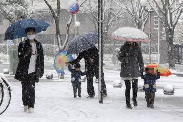 Jepang Diterjang Gelombang Dingin, Prefektur Hokkaido Terkena Dampak Paling Buruk !